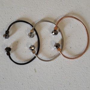 """Premier Designs """"It Girl"""" bracelets"""